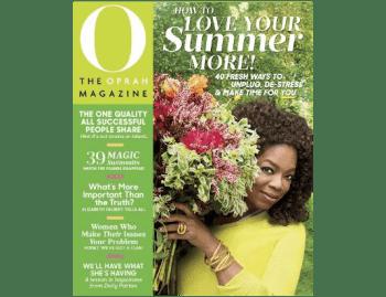 WORX Landroid in O Magazine