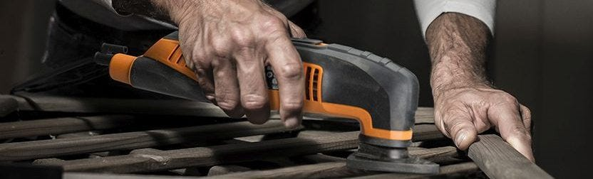 WORX Multi-Tool: The Do-It-All Power Tool 2