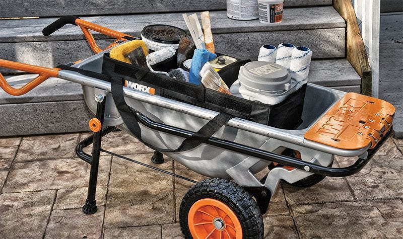 How to Use Your WORX Aerocart 5