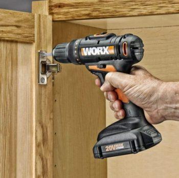 WORX Drill WX169L Cabinet
