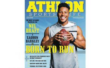 Athlon Sports-Cover-April-2018