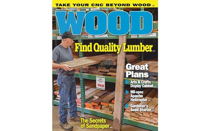 Wood Magazine-Cover-March-2019