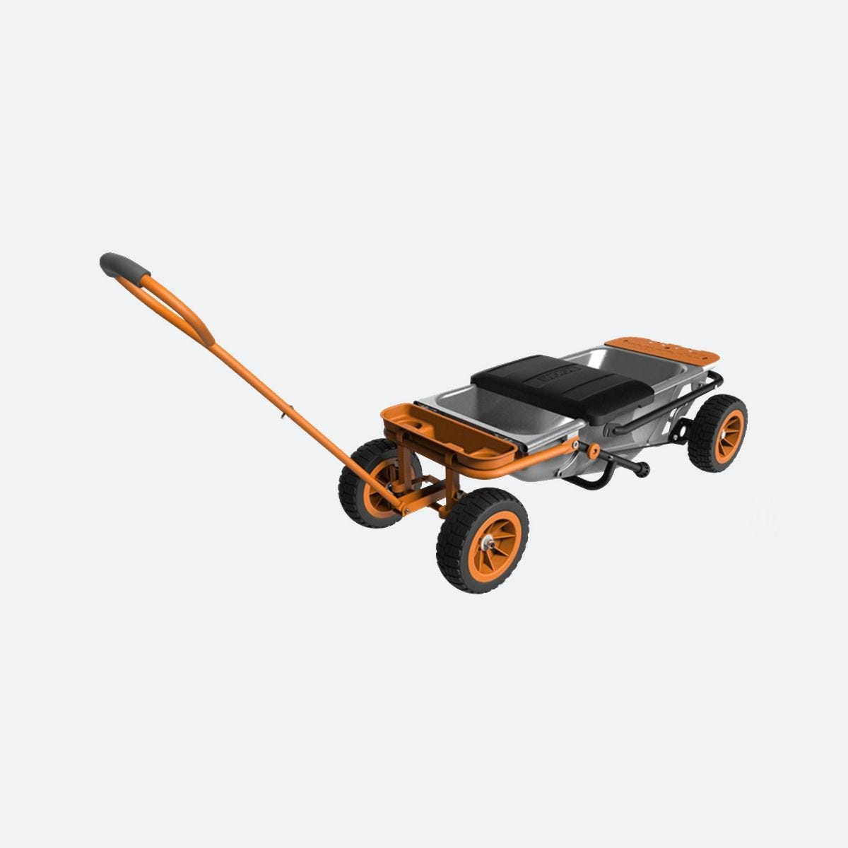 WORX Aerocart WG050 8-in-1 All Purpose Lifter//Carrier and Mover