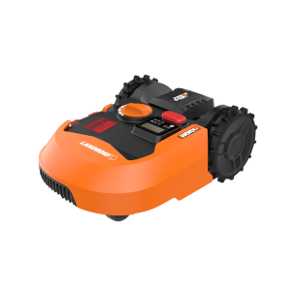 WORX Landroid L 20V (4.0Ah) Cordless Robotic Lawn Mower