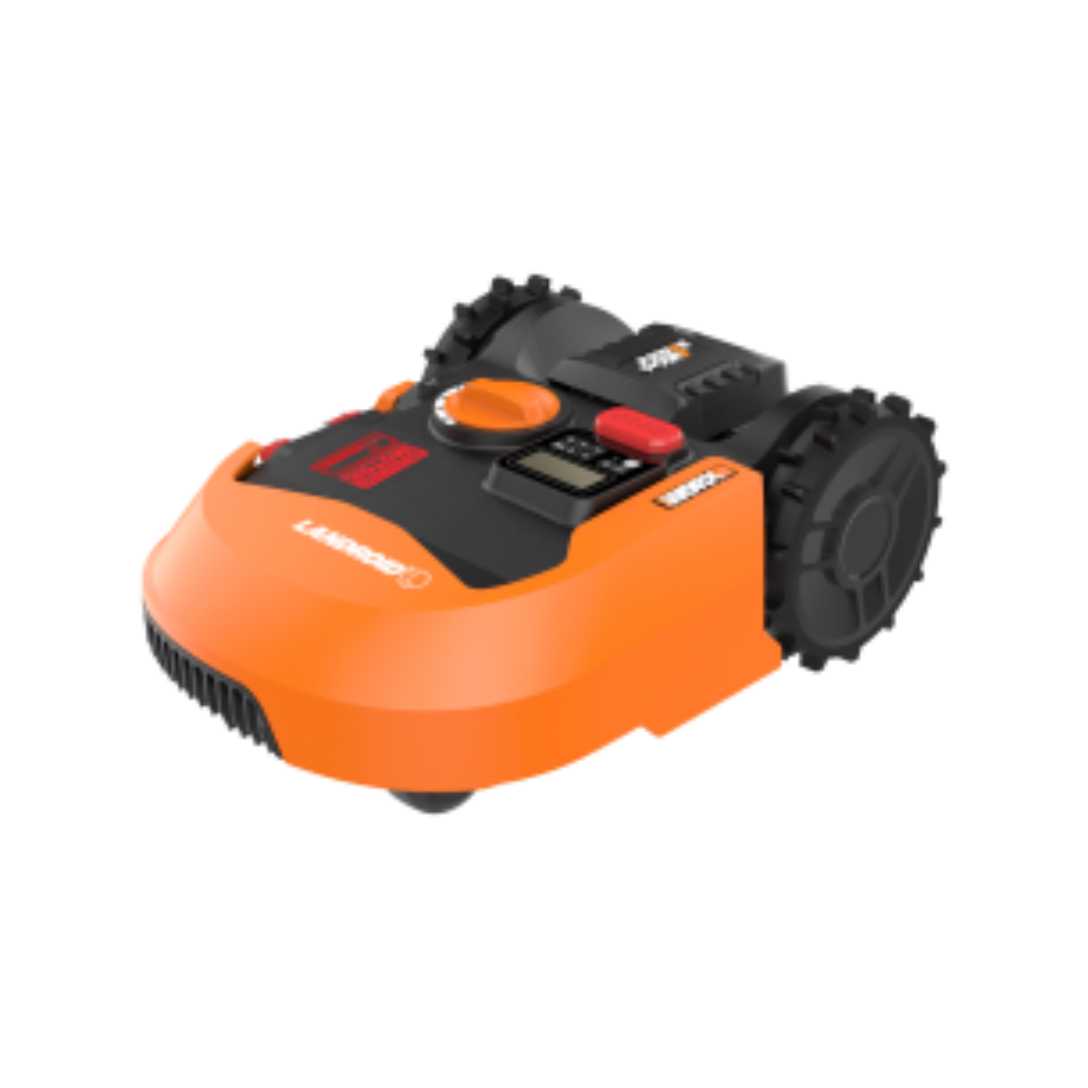 WORX Landroid L 20V (4.0Ah) Cordless Robotic Lawn Mower w/ GPS