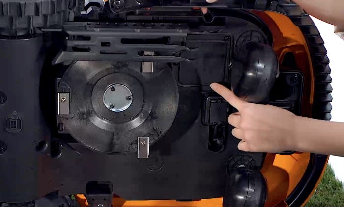 How to install your Radio Link module for Landroid L