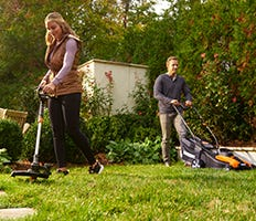 WORX Combo Kits Lawn and Garden Category