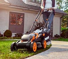 WORX Lawn Mower Category