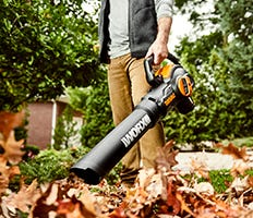 WORX Leaf Blower and Mulcher Category
